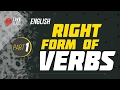 Right Form of Verbs | Ayman Sadiq [SSC | HSC | Admission]