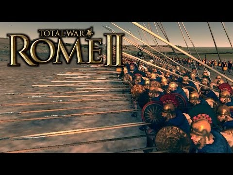 "Rome 2 Total war CON Keis - ""Doble Macedonia"""
