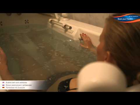 Жемчужная ванна с добавлениями