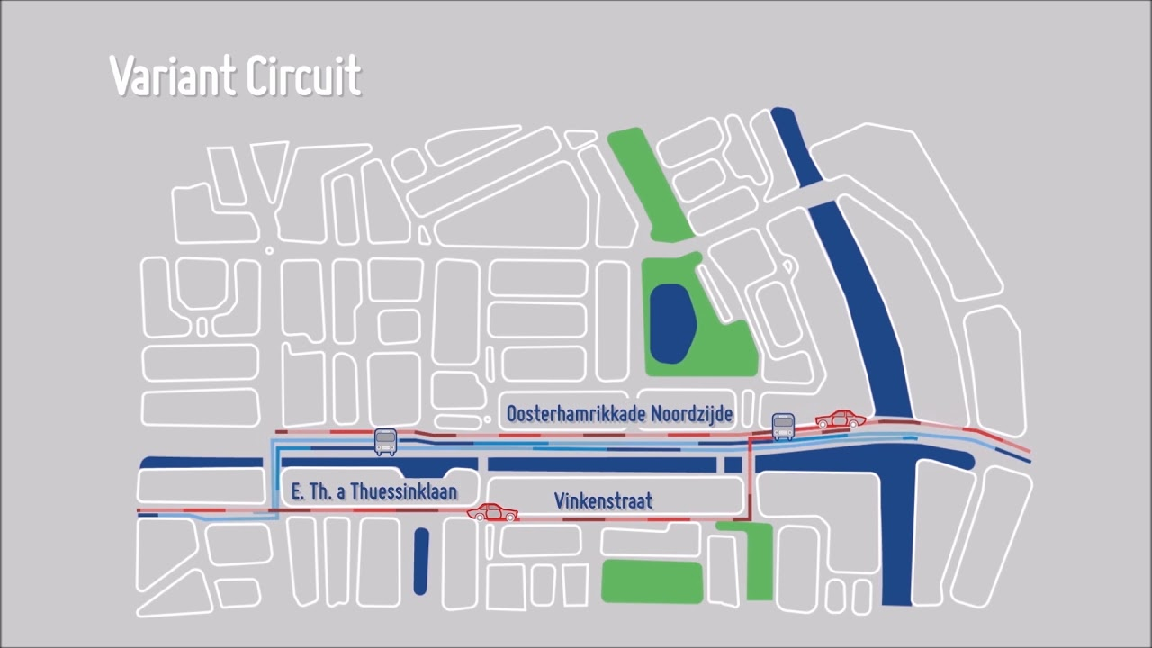 Variant Circuit - Aanpak Oosterhamrikzone