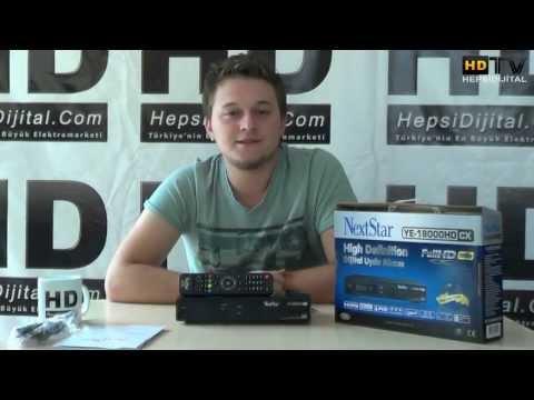 "Next 18000 HD CX Ürün Tanıtımı ""HepsiDijital.com"""
