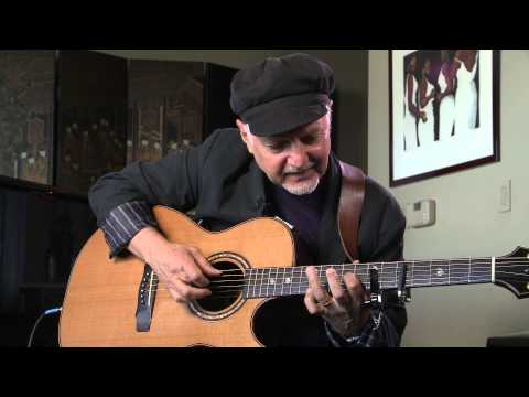 Phil Keaggy Demonstrates Capos and Looping