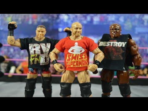 Custom WWE Figure Clothing Haul!!!