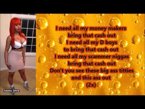 Cardi B -Wash Poppin (Lyrics)