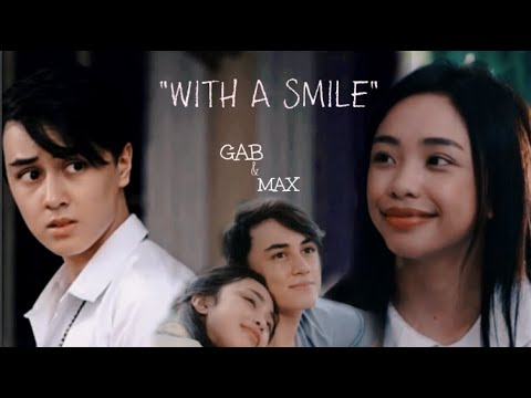 GAB AND MAX // WITH A SMILE
