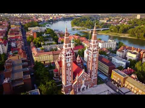 Szeged Highlights - 4K