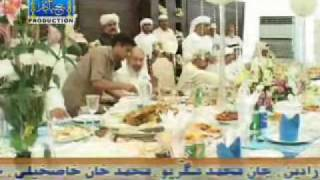Hazrat Pir Sain Pagara Meeting And Lunch With Shaikh Hamdam Bin Zayed Al-Nahyan  - part - 2/3
