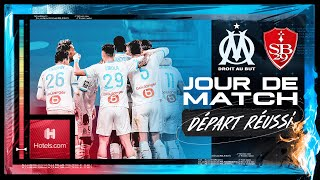 OM 3 - 1 Brest | Behind the Scenes