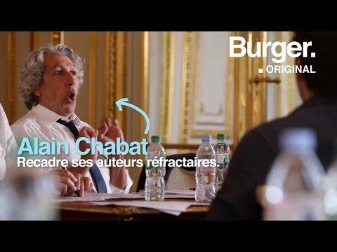 Réunion de rentrée pour Alain Chabat et Burger Quiz - De retour le 5 Septembre sur TMC !