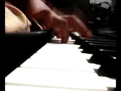 lagu tanah airku Instrumental(piano)