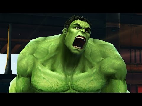 Marvel: Future Fight – Hulk Biometrics Unlocked