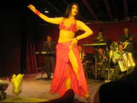 Aziza Egyptian Belly Dancer In Cairo- Balady And Tabla Solo Semiramis Hotel Cairo