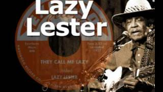 Lazy Lester - Bloodstains on the Wall