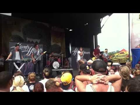 Hands Like Houses - Shapshifters Vans Warped Tour Orlando 2013