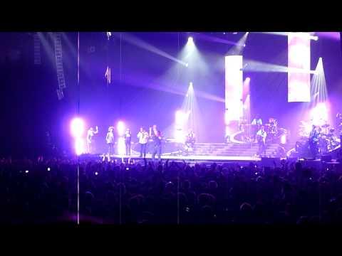 Yannick Noah - Destination ailleurs - Tours Grand Hall - 11.03.11