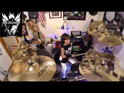 Alex Shumaker Drum Cover