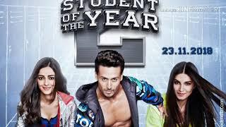 Patli kamar teri haye ye jawani (Student of the year 2) New Movie song Tiger shroff Ananya panday