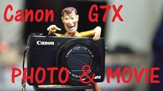 canon g7xとお散歩してきた canon powershot g7x review vlog