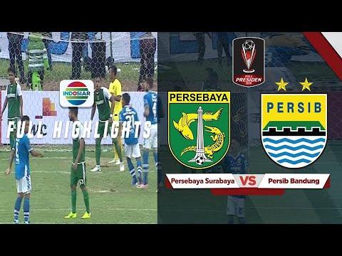 Persebaya Surabaya (3) vs (2) Persib Bandung - Full Highlights | Piala Presiden 2019