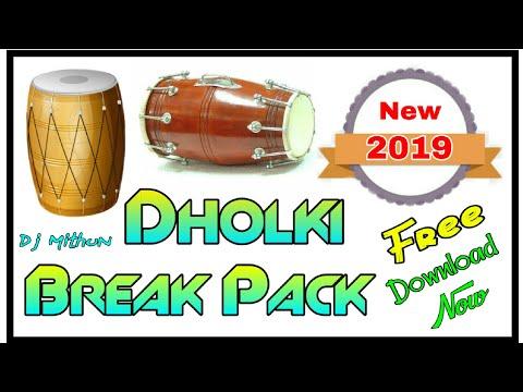 2019 Top 70 Dholki Break Loop For Fl Studio | Download By Dj Mithun 8768054807