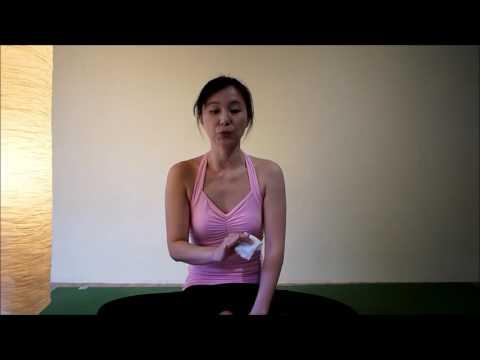 All Yoga Taiwan師資訓練  畢業者感言 Vivi