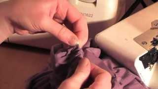 Пошив весеннего платья - урок №3