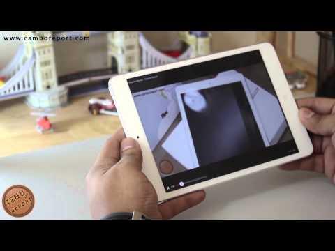 iPad mini 2 Review - Cambo Report