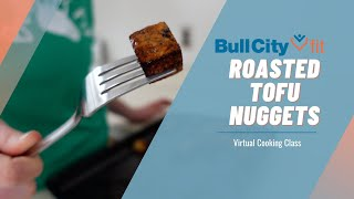 CRIPSY NUGGETS | A Plant Based Alternative Virtual Cooking Class by Bull City Fit