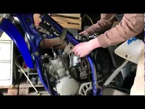 Comment changer son piston 2T (125 YZ ) #1