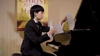 Ligeti Musica Ricercata I, VII - Kyle Meng