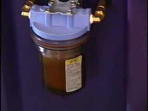 How to operate a Wynn's Engine Flush Machine - YouTube