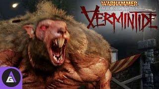 RAT STABBING | Warhammer Vermintide Gameplay