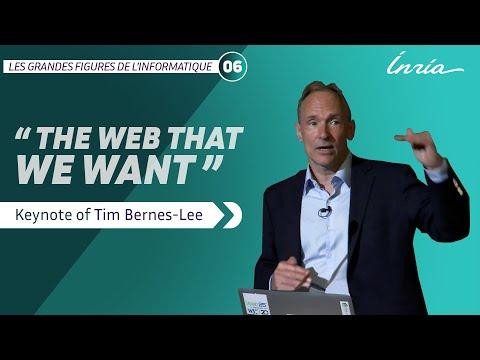 "Tim Berners-Lee: ""the Web we want"""