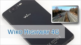 Wiko Highway 4G Video Quality (Test / Review)