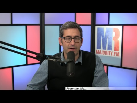 GOP Assault On Norms & Institutions w/ the MR Team - MR Live - 12/11/17
