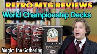 retro mtg reviews world championship decks magic the gathering