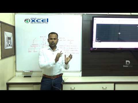 AXCEL ERP SOFTECH PRIVATE.LTD_About AUTO CAD _Presented By Demotoday