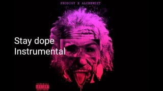 Prodigy stay dope instrumental (very rare)