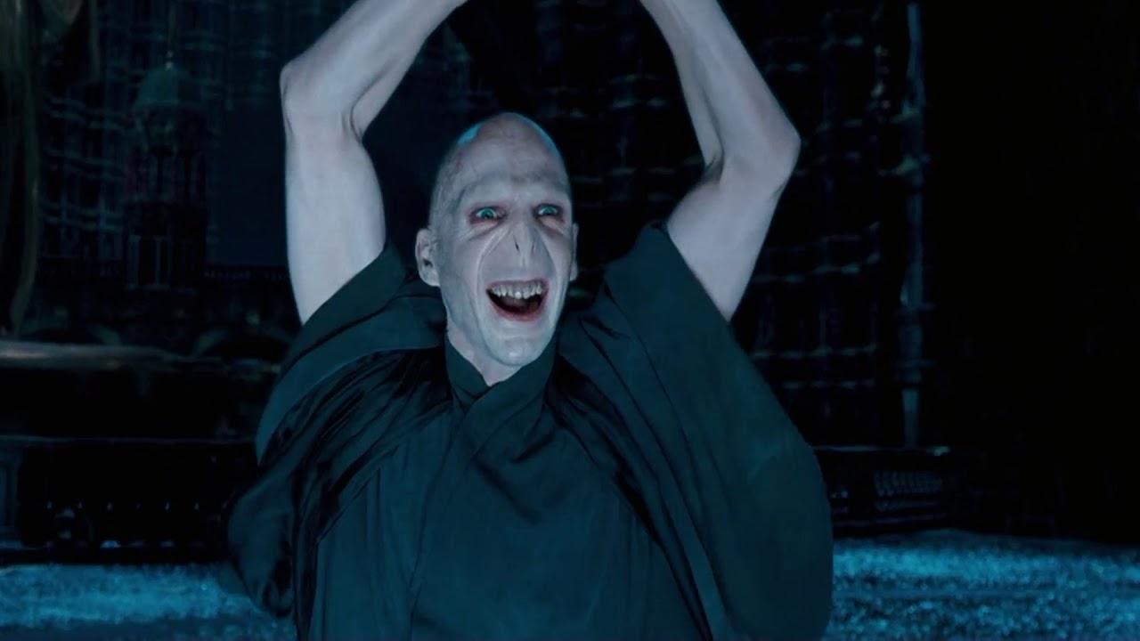 Гарри Поттер и Орден Феникса (Дамблдор против Волан Де ...
