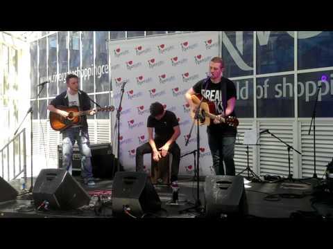 Losing Ground- The Rails live at Rivergate Centre Irvine 06/07/2013