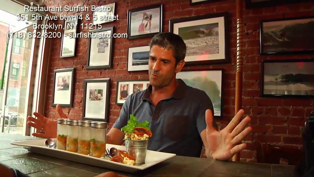 Italian Foods Near Me: Restaurant Surfish Bistro