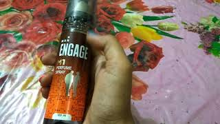 BEST ENGAGE SPRAY PERFUME REVIEW FOR MAN//NYC FRAGRANCE /PACKAGING GOOD