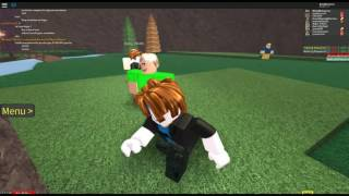 Roblox project pokemon ep 1. I choose you ...