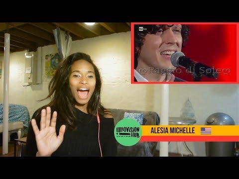 Italy | Eurovision 2018 Reaction Video | Ermal Meta & Fabrizio Moro - Non mi avete fatto niente