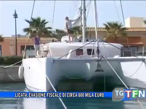 Licata, evasione fiscale di circa 800 mila euro