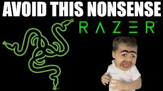 Razer Is Scamming People With Their Awful Cryptocurrency Mining Program