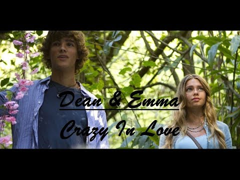 Dean and Emma - Crazy In love (Blue Lagoon: The Awakening)