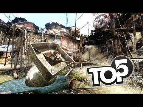 Top 5 Settlements / Towns You Must Visit In Fallout 3