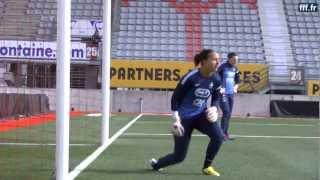 France - Brésil Féminines : spécifique gardiennes de but