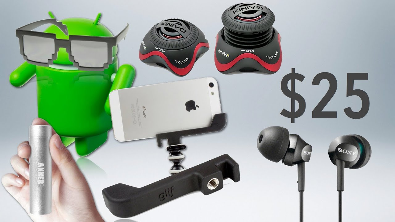 best tech geek gifts under 25 2012 holiday gift guide youtube
